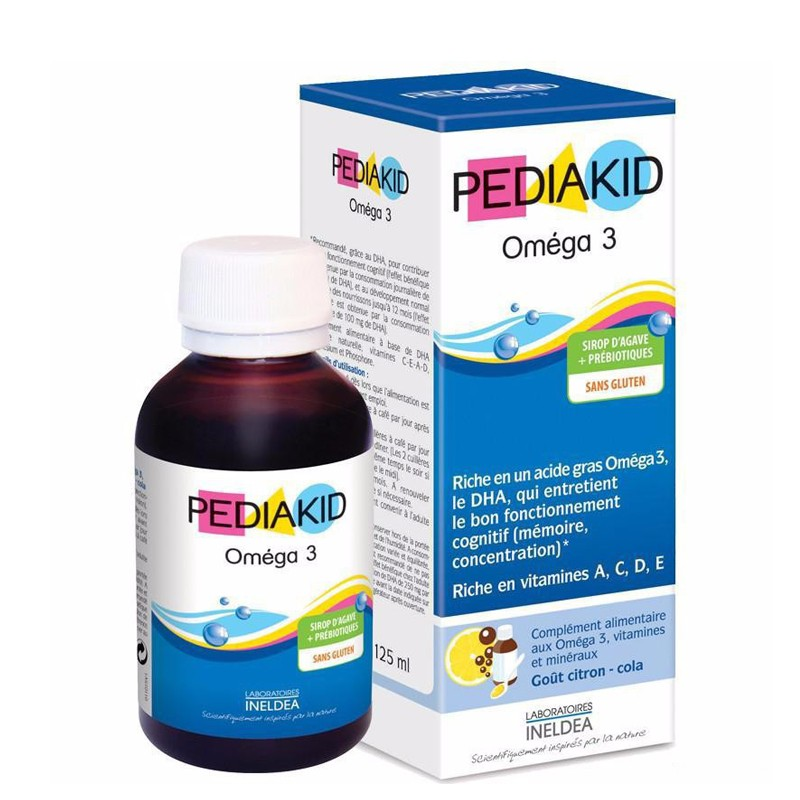 Pediakid Omega 3 - 125ml