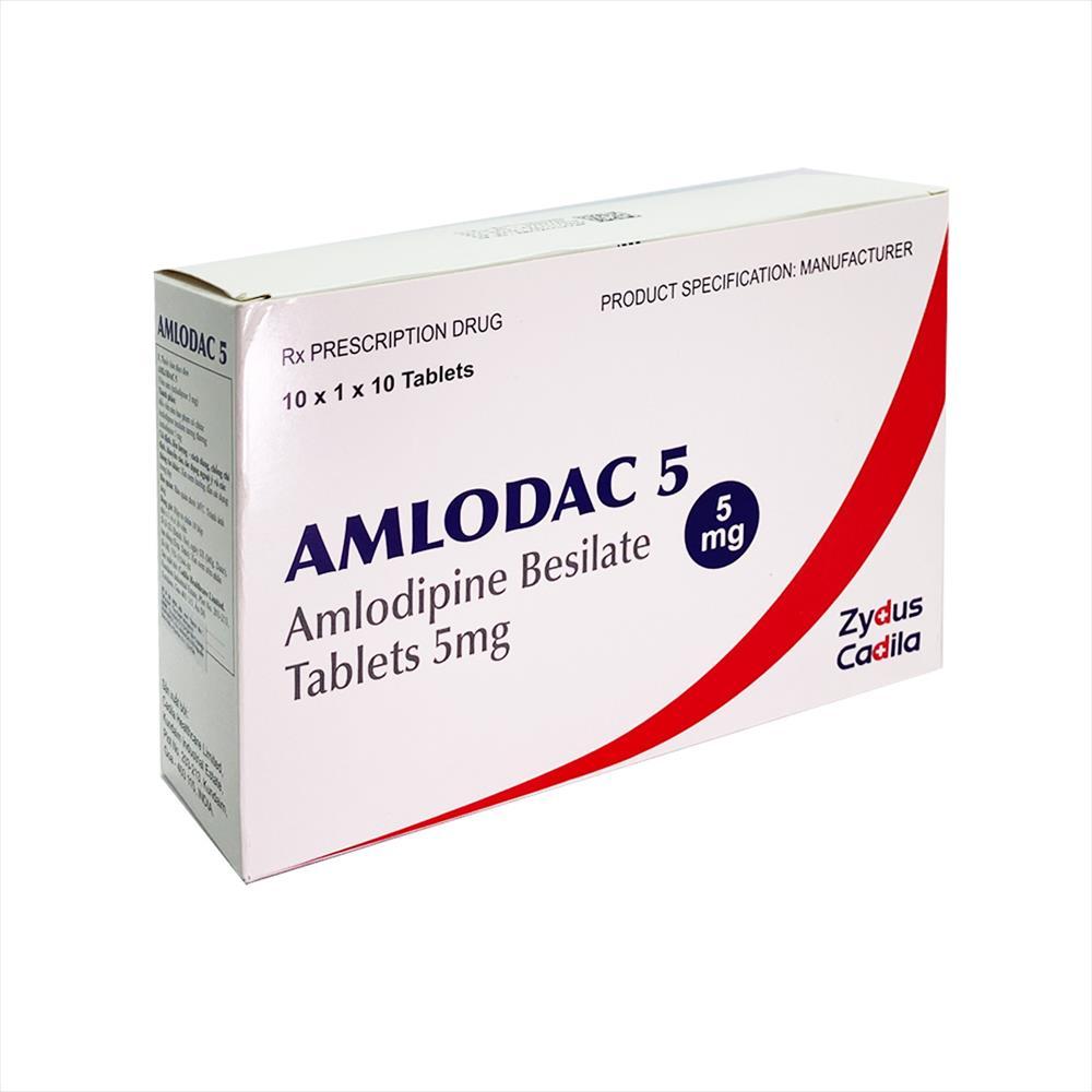 Amlodac 5mg