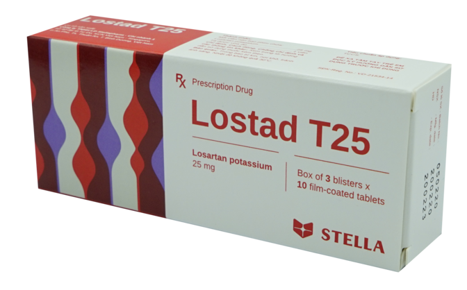 Lostad T25