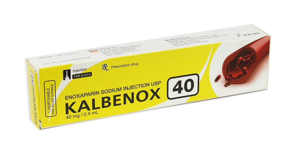 Kalbenox 40mg/0.4ml