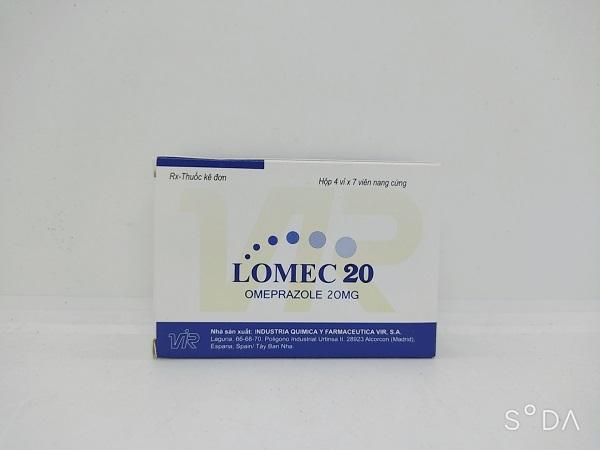 Lomec 20mg