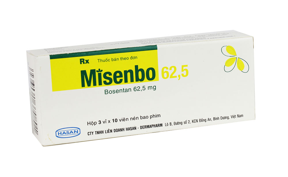 Misenbo 62.5 mg