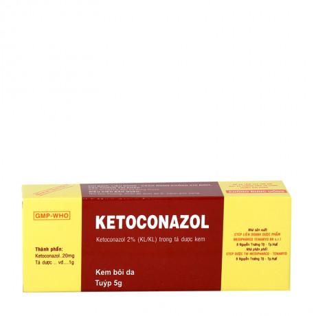 Ketoconazole 10g