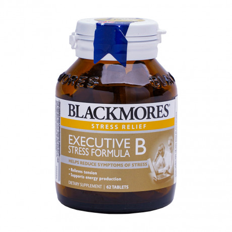 Blackmores Executive B Stress Formular ( Lọ 62 viên)