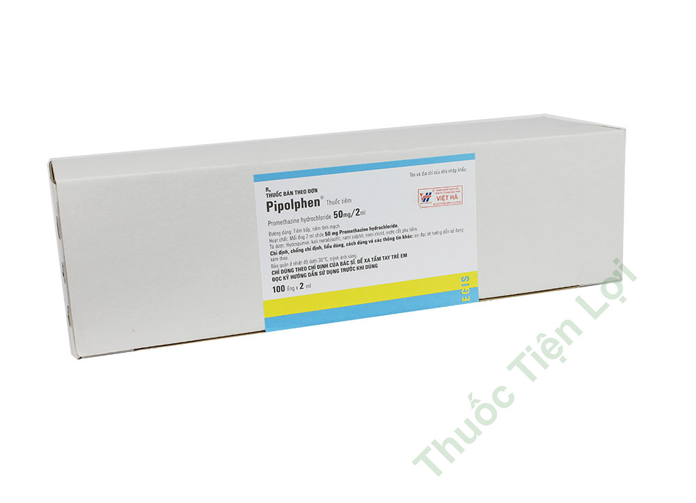 Pipolphen 50mg/2ml
