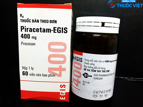 Piracetam Egis 400mg