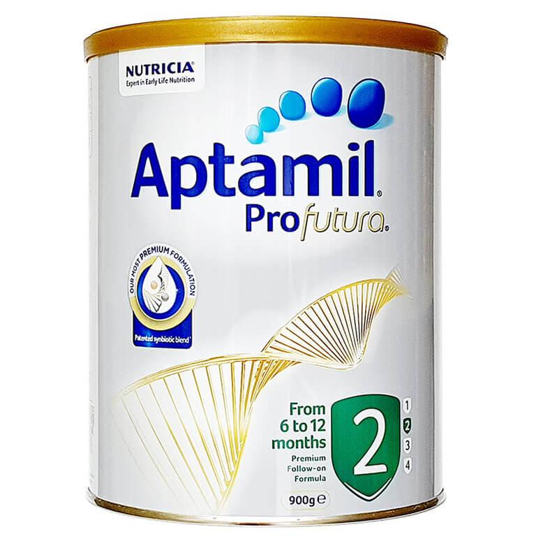 Sữa Aptamil Úc số 2 Profutura 900G (6-12 tháng)
