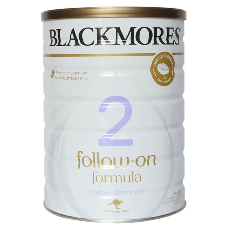 Sữa bột BlackMores 2 Nội Địa Úc 900g