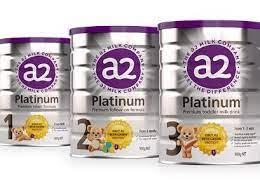 Sữa A2 Platinum nắp tím số 2 - 900g
