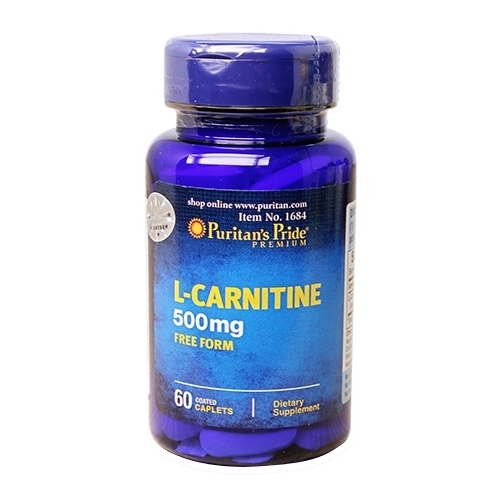 L-Carnitine 500mg Puritan's Pride