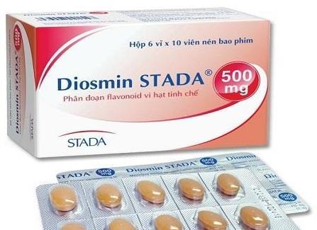 Diosmin 500mg Stada