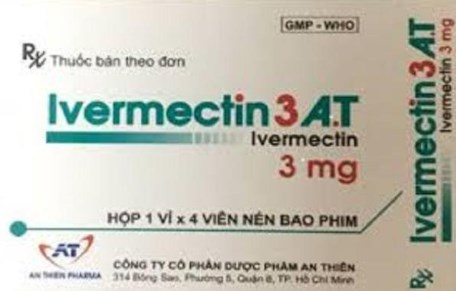 Ivermectin 3 A.T