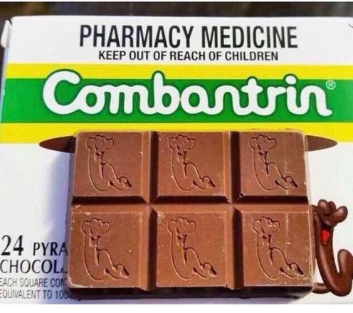 Thuốc tẩy giun Combantrin