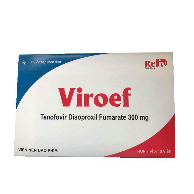 Viroef 300mg