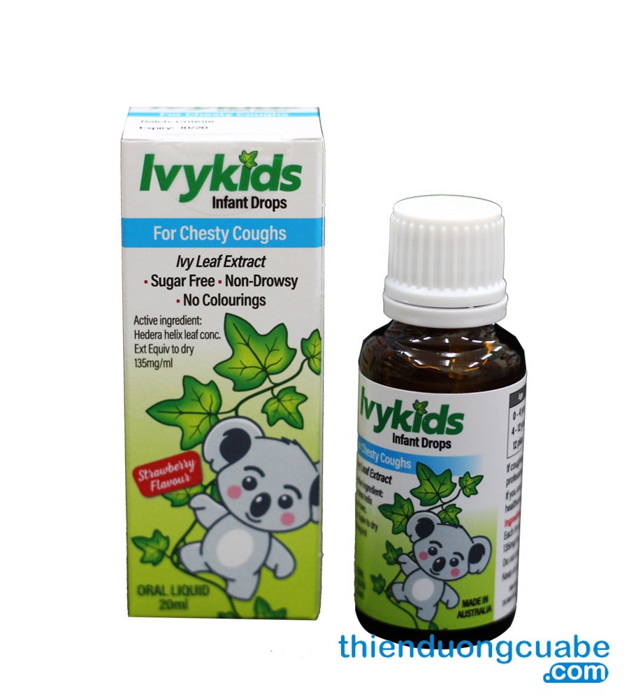 Ivykids Infant Drops 20ml