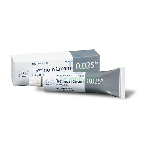 Tretinoin Obagi cream 0.025% 20g