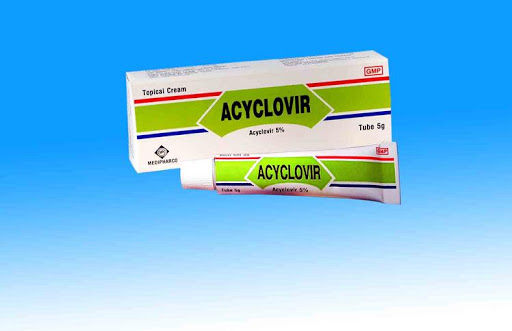 Acyclovir Medipharco cream 5g