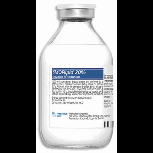 SMOFLipid 20% chai 250ml
