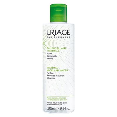 Uriage Eau Micellaire Thermale PMG - Nước tẩy trang cho da dầu, hỗn hợp