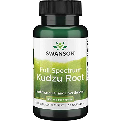 Viên hỗ trợ cai rượu Kudzu Root Swanson