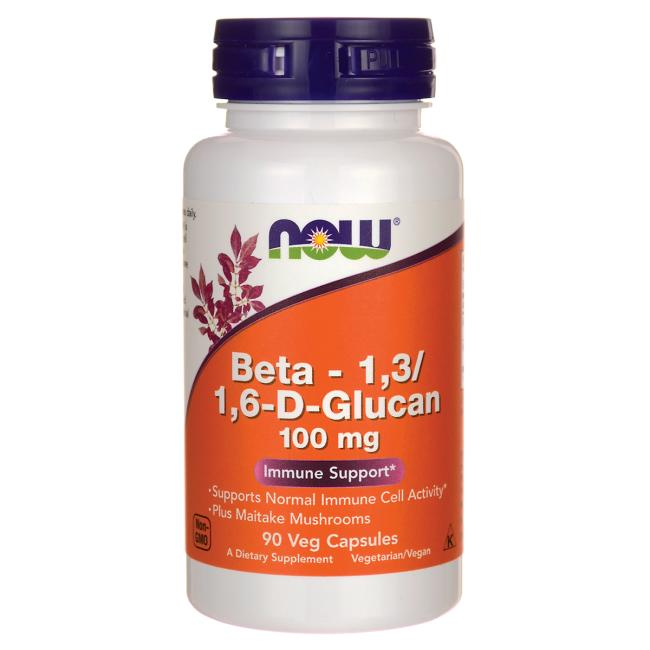 Beta 1.3/1.6 D Glucan 100mg 90 viên