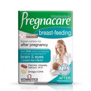 Pregnacare Breast-feeding 84 viên