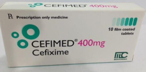 Cefimed 400mg