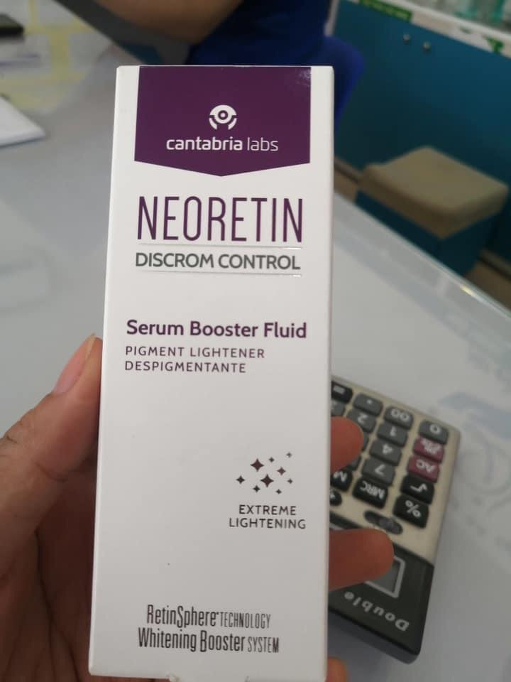 Tinh chất giảm nám Neoretin Serum Booster Fluid