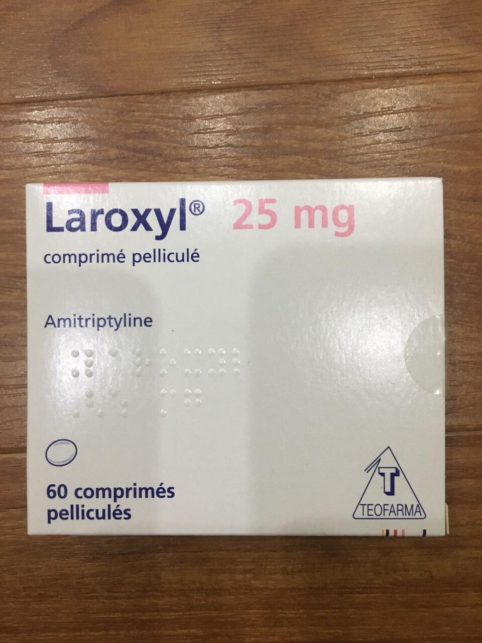 Laroxyl 25mg (60 viên)