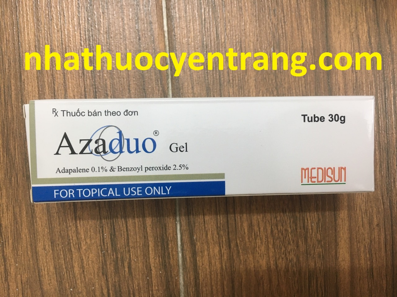 Azaduo 30g