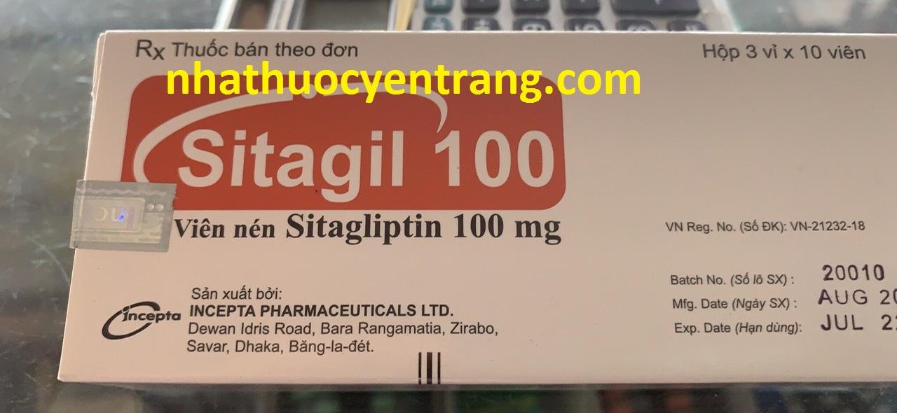 Sitagil 100