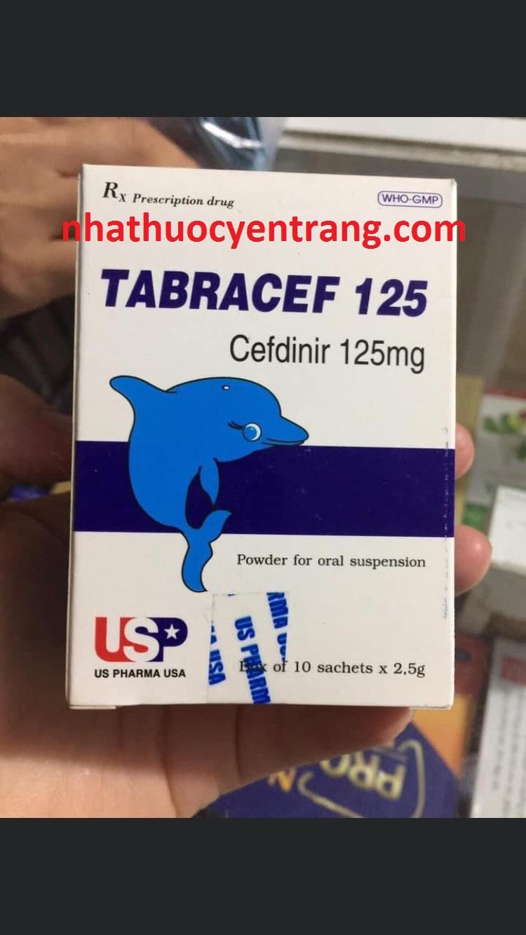 Tabracef 125mg