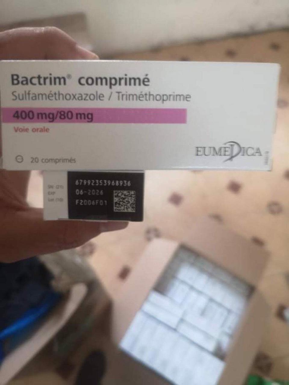 Bactrim 400/80mg