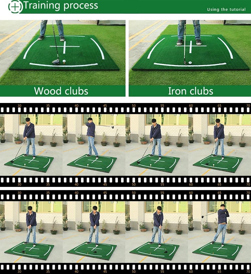 Thảm tập swing 3D - PGM - DJD007