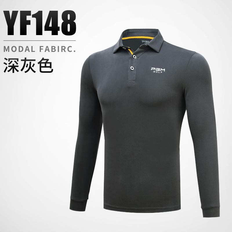 Áo golf dài tay Nam PGM - YF148