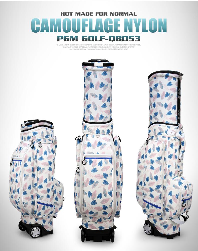 Túi gậy golf Nữ PGM - QB053