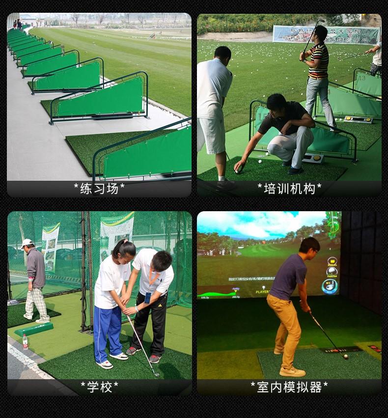 Thảm tập swing 3D - PGM - DJD019