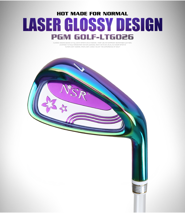 Bộ gậy golf Nữ NSR II - PGM - LTG026