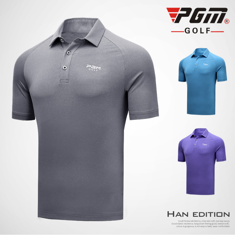 Áo golf POLO Nam PGM - YF135