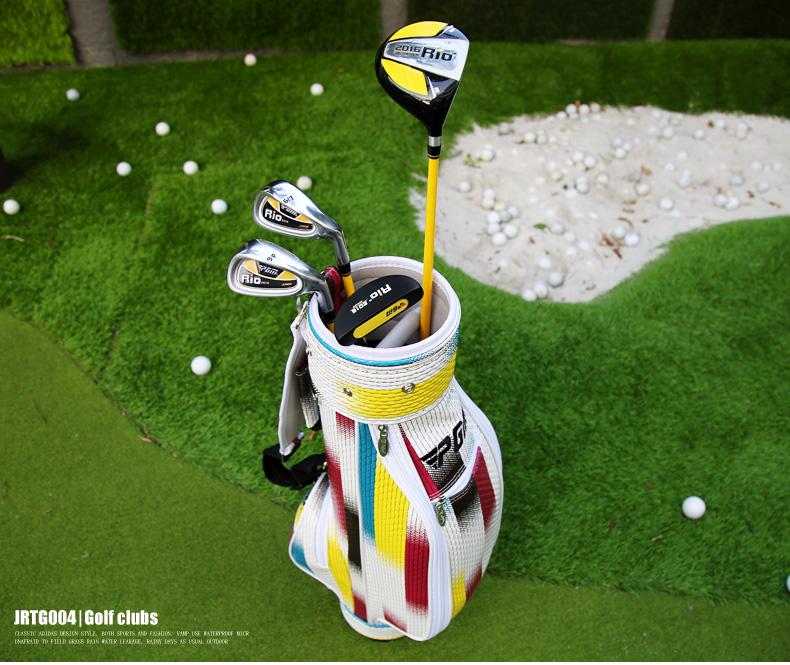 Bộ gậy golf trẻ em RIO 2016 - PGM - JRTG004