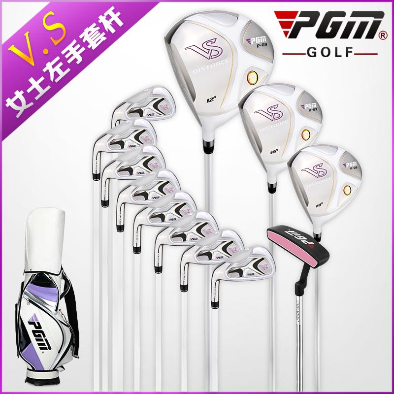 Bộ gậy golf Nữ tay trái ( left hand ) - PGM - LTG005L