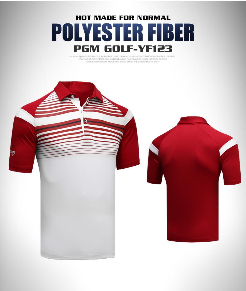 Áo golf POLO Nam PGM - YF123