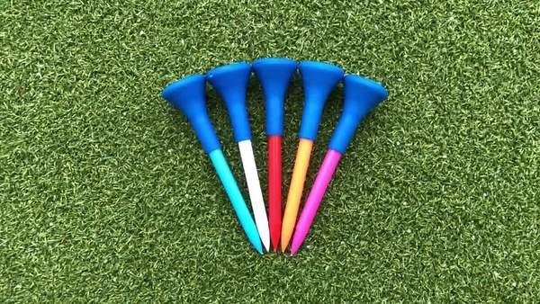 Tee chơi golf PGM - QT013
