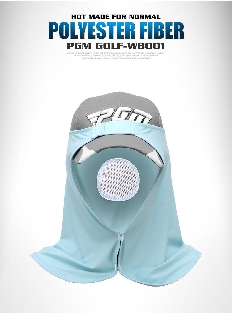 Khăn trùm che nắng PGM - WB001