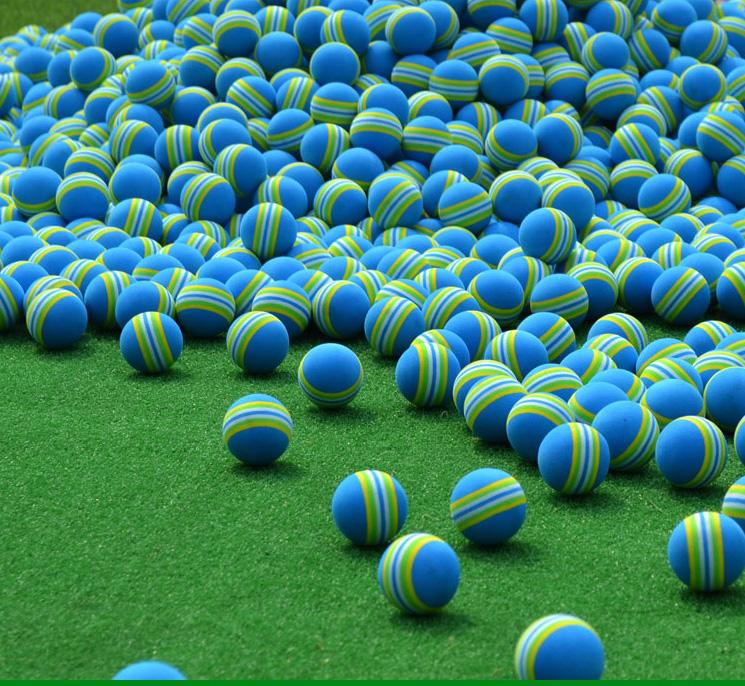 Bóng tập golf trong nhà PGM - Q007