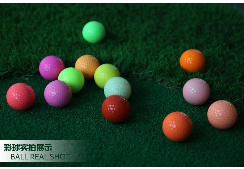Bóng chơi golf nhiều màu PGM - Q014