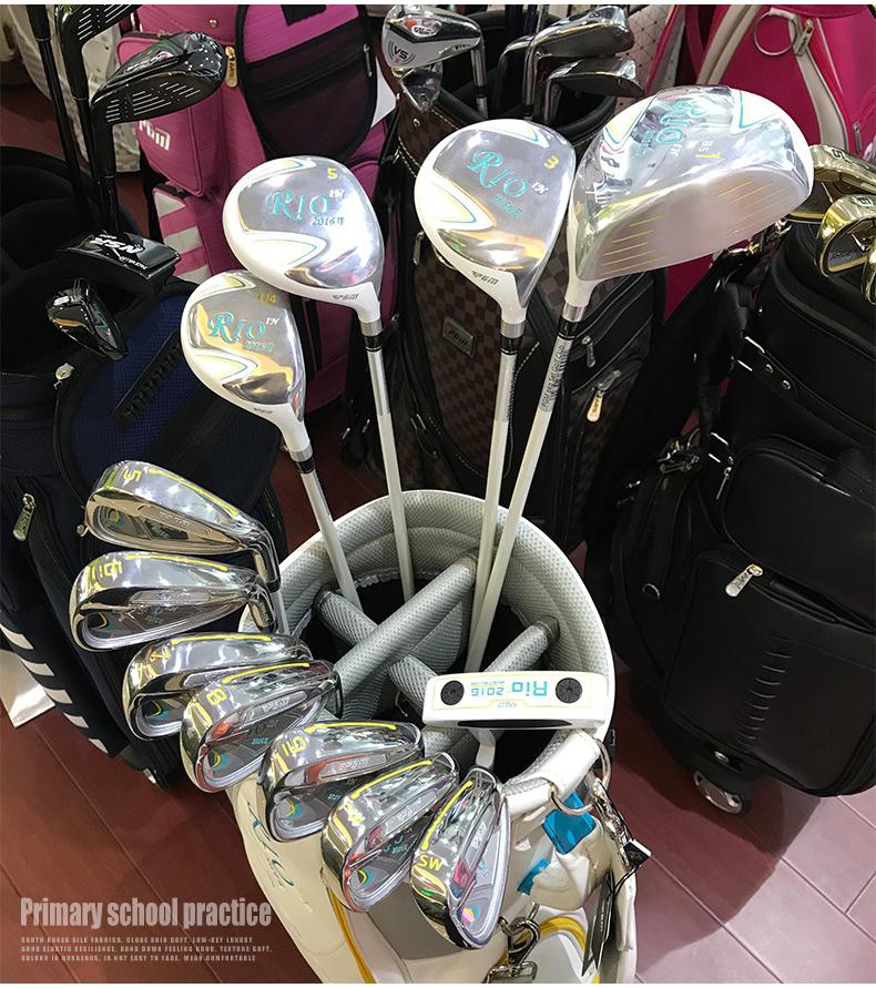 Bộ gậy golf Nữ RIO II 2016 - PGM - MTG014