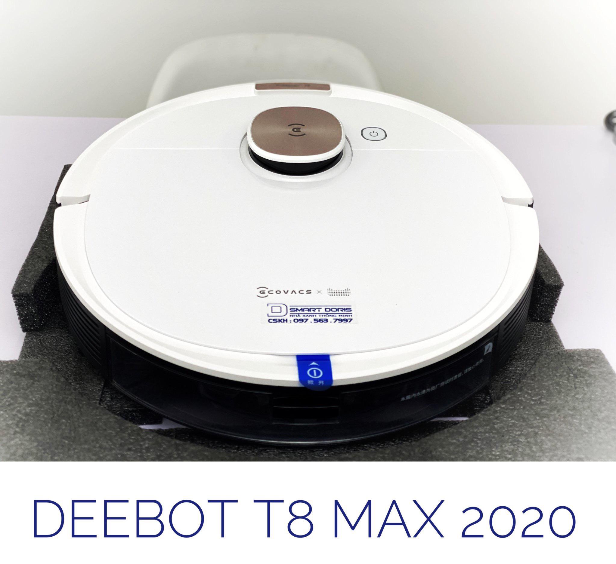 DEEBOT T8 MAX ECOVACS