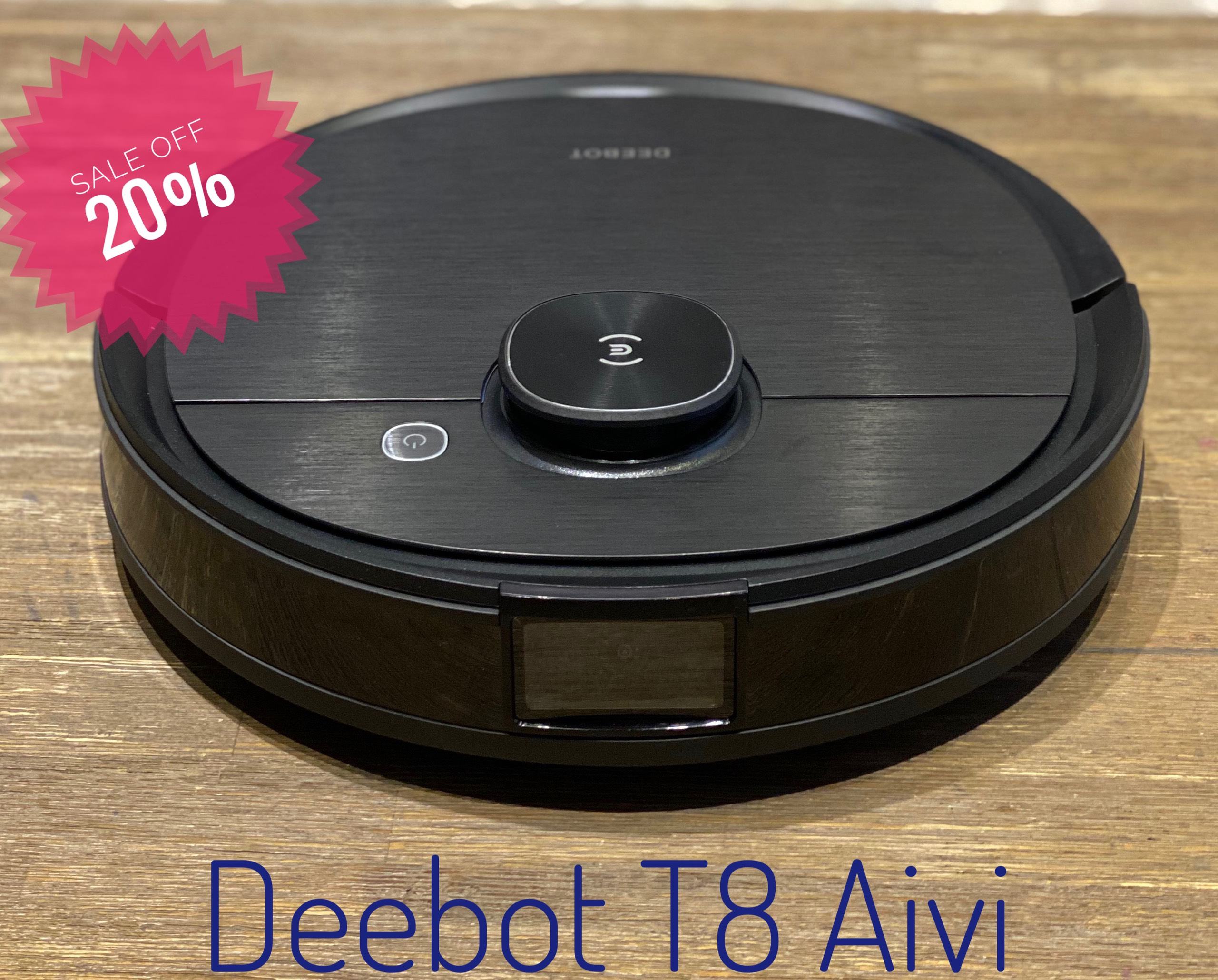 Deebot T8 Aivi Ecovacs