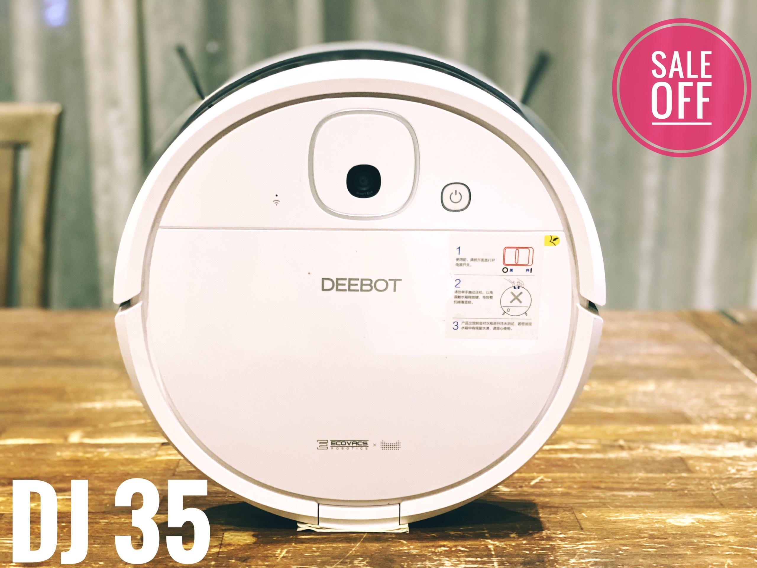 DEEBOT DJ35 2019